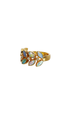 Gurhan 24K Gold Fashion ring R-FEA-5MQ-OPDI-65 product image