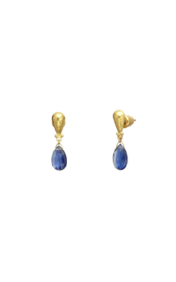 Gurhan 24K Gold Earrings E-U25014-KY product image