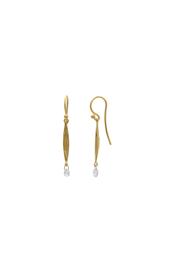 Gurhan 24K Gold Earrings EHSG-WHT20-SN-DIB product image