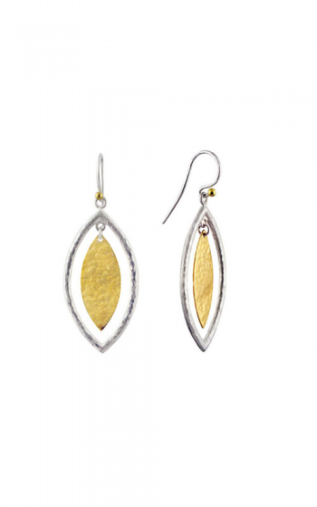 Gurhan Silver Earrings EHSSG-MQ37-SGF25 product image