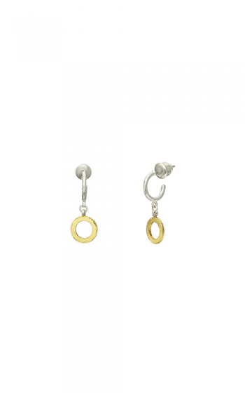 Gurhan Silver Earrings SE150-HPF10G-SD product image