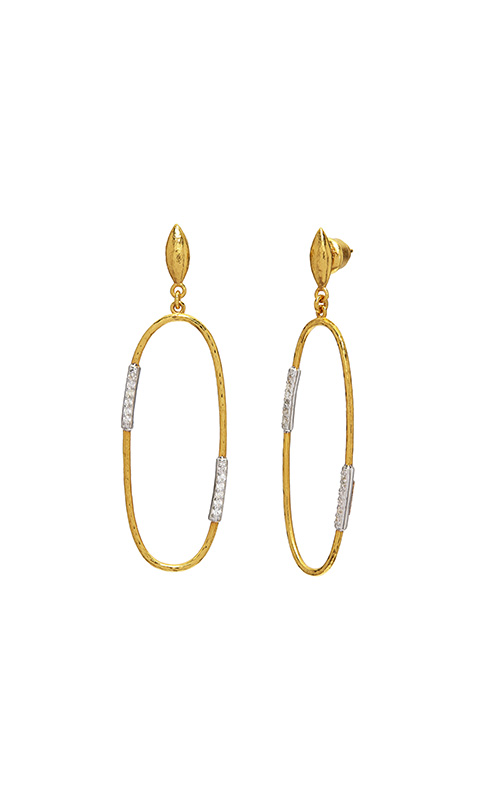 Gurhan 22K Gold Earrings WHE-2VP5DI-OV product image