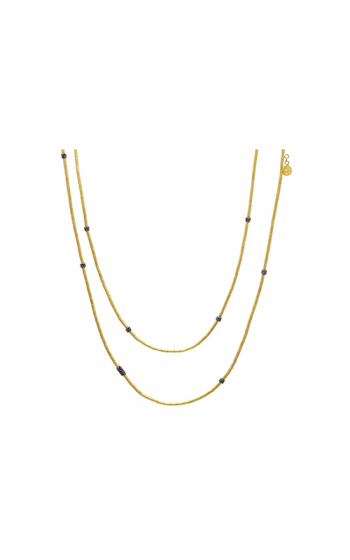 Gurhan 24K Gold Necklace TTN-VPBD-10BDMX-39 product image