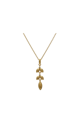 Gurhan 24K Gold Necklace CHN-FEA-2MQ-GDDI product image