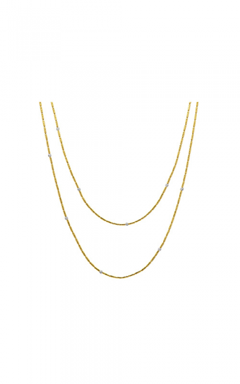 Gurhan 24K Gold Necklace NVN-VPDI-10DIS-3638 product image