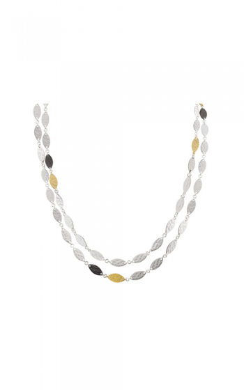 Gurhan Silver Necklace CHN-100-LF10-AA-MXM4 product image