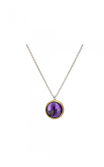 Gurhan Silver Necklace SN-U25305-COQ product image