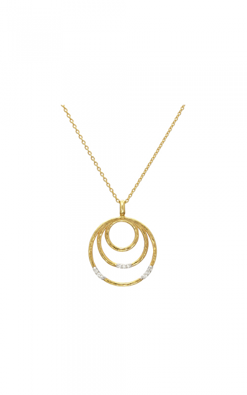 Gurhan 22K Gold Necklace CHN-3VP3DI-3RD-S-18 product image