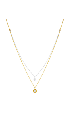 Gurhan 22K Gold Necklace CHN2-DRPVDI-GF-WWOF product image