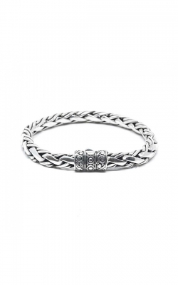 House of Bali Wheat Chain Silver Bracelet BSBP600 product image