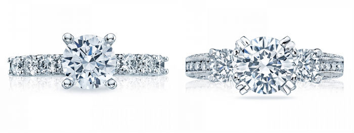 Tacori Classic Crescent Collection