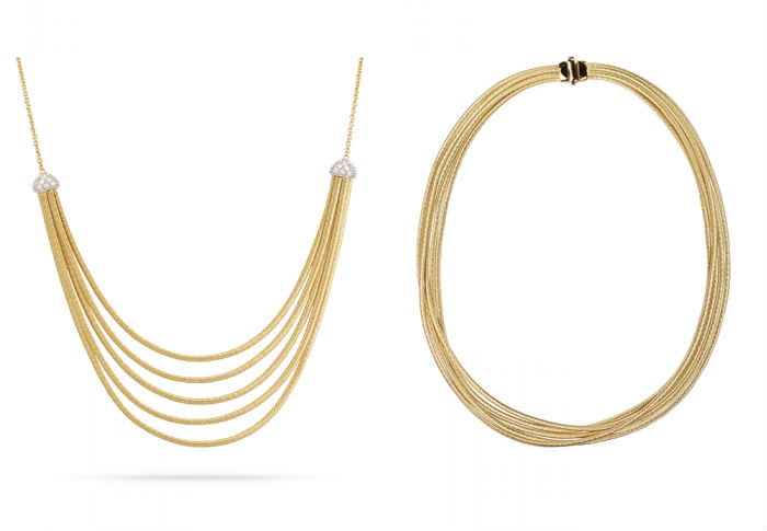 Marco Bicego II Cairo Necklaces