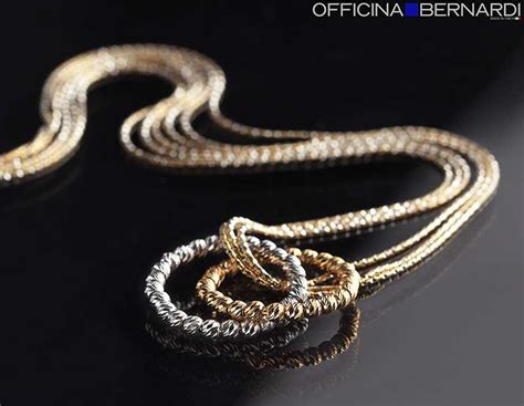 Officina Bernardi Releases Spring Fashion Jewelry Line Inspired by the Moon